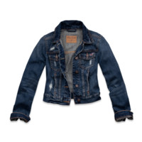Seascape Denim Jacket