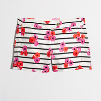 """Factory 3"""" printed stretch chino short - AllProducts - FactorySale's Clearance - J.Crew Factory"""