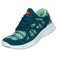 Men's Nike Free Run+ 2 Woven Running Shoes