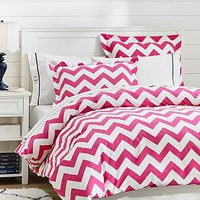Chatham Chevron Bedroom