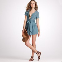Women's new arrivals - beach cover-ups - Stranded beach dress - J.Crew