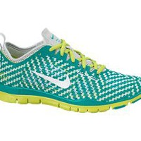 Women's Training Shoes - Turbo Green