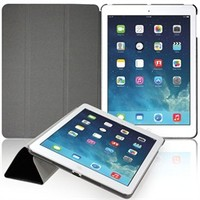 Smart Wake/Sleep Stand Case for iPad Air