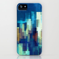 City Nights iPhone & iPod Case by SensualPatterns