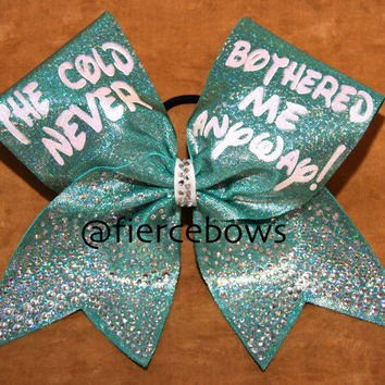 Frozen Cheer Bow