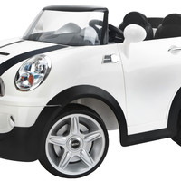 Kid Trax Mini Cooper 12V Battery Powered Car