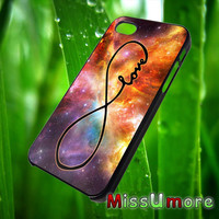 infinity love nebula/MISSUMORE,Accessories,CellPhone,Cover Phone,Soft Rubber,Hard Plastic,Soft Case,Hard Case,Samsung Galaxy ,iPhone/19aug12