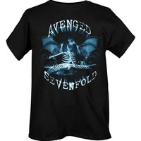 Avenged Sevenfold Organ Donor Slim-Fit T-Shirt