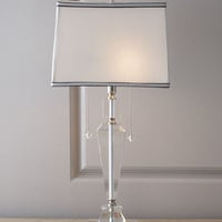Inverted Obelisk Table Lamp