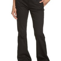 Dickies Girls Juniors' Bull Pant 2 Back Pocket Pant-School Uniform