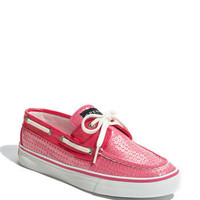 Sequined Pink Sperrys