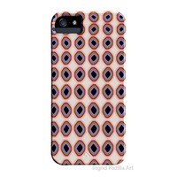 Funky Dots iPhone 5 Case, iPhone 4 Case, Hipster, abstract, Art, iPhone cases, by Ingrid, iPhone 5S case