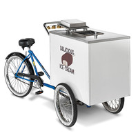 Good Humor Ice Cream Cart