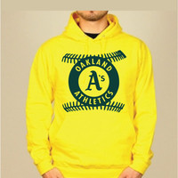 Oakland A's Hoodie Sweatshirt Athletics Sweater