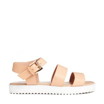 New Look Flux Cleated Sole Flat Sandals
