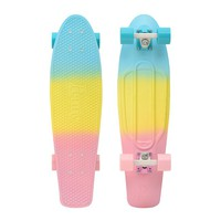 "Penny Skateboards USA Penny Nickel Pastel Fade 27"" Original Plastic Skateboard"
