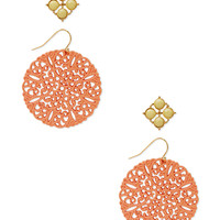 Festive Filigree Earring Set
