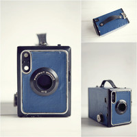 Vintage Kodak Brownie Camera Brownie No 2 Model by vintagebykasia