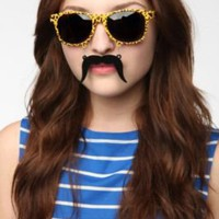 Graphic Sunstache Sunglasses