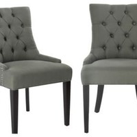 One Kings Lane - New Classics - Fairview Side Chair, Pair