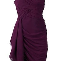 Buy Purple Cocktail Dresses |Occasion Wear From VERB
