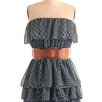 Harlem Ruffle Dress | Mod Retro Vintage Dresses | ModCloth.com