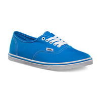 Neon Authentic Lo Pro | Shop Authentic Lo Pro at Vans