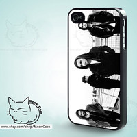 The 1975 Band iPhone 5 Case,iPhone 5S Case,iPhone 4S Case, iPhone 4 Case,iPhone Case - case color black,white,clear