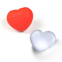 Cold Cold Heart Ice Mold