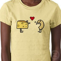 Macaroni  Cheese T-shirt from Zazzle.com