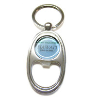 Hawaii Bottle Opener Key Chain