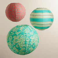 Solstice Paper Lantern Party Pack