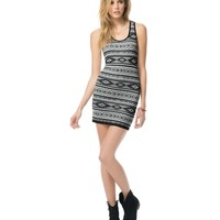 Southwestern Body Con Dress