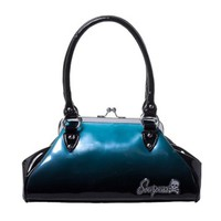 """Sophia Purse"" by Sourpuss Clothing (Blue)"