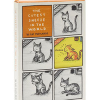 The Cutest Sneeze in the World: 30 Cat Postcards | Mod Retro Vintage Stationery | ModCloth.com