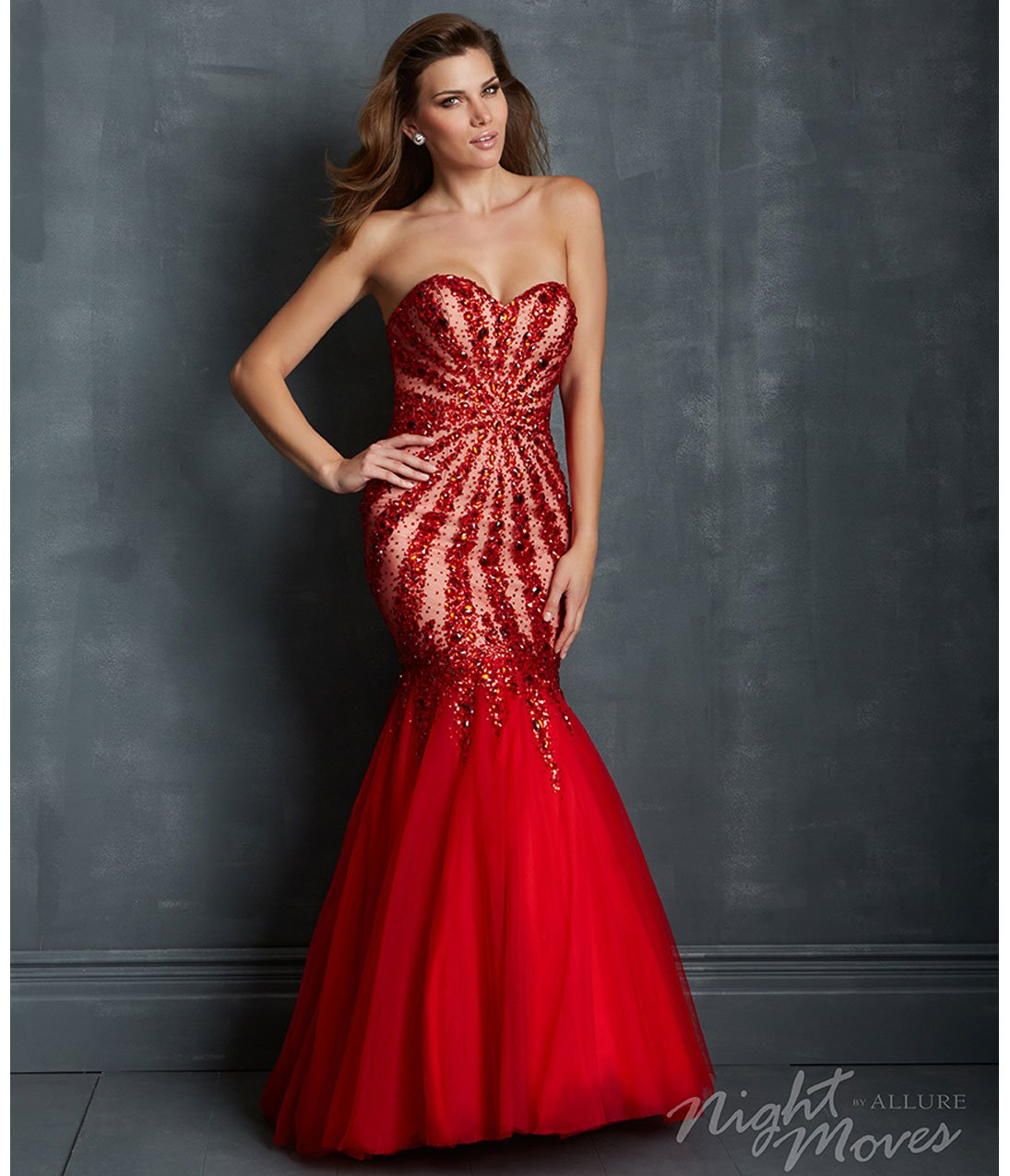 Red Mermaid Prom Dresses Tumblr - Holiday Dresses