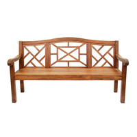 Carlton Hardwood Bench