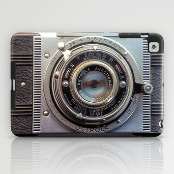 Detrola (Vintage Camera) iPad Case by RichCaspian | Society6