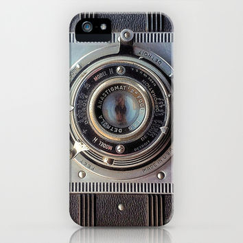 Detrola (Vintage Camera) iPhone & iPod Case by RichCaspian | Society6