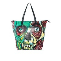 Skin Crawler Tote Bag by Iron Fist