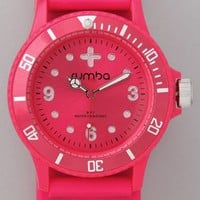 RumbaTime Neon Pink Perry Slap Watch | SHOPBOP