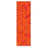 Molten Lava Yoga Mat - Orange And Red> Light Yoga Mats> Energy Yoga Mats