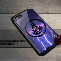 Divergent Dauntless Logo iPhone 5/5S/5C/4/4S, Samsung Galaxy S3/S4, iPod Touch 4/5, htc One X/x+/S Case