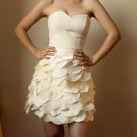 2012 new arrival sweetheart prom dress