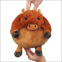 Mini Squishable Buffalo - squishable.com