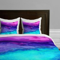DENY Designs Jacqueline Maldonado The Sound Duvet Cover