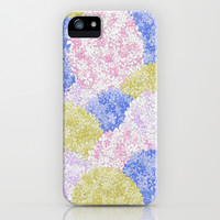 Fields Of Hydrangeas iPhone & iPod Case by One Artsy Momma