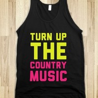 Turn Up the Country Music