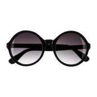 Round Sunglasses - from H&M