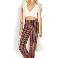 Render Me Retro Wide-Leg Pants